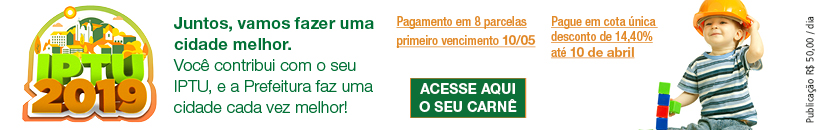 IPTU São Bento do Sul
