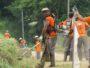 Em Blumenau sistema prisional atende serviços de roçadas